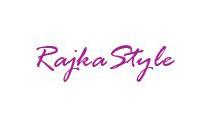 logo rajka style