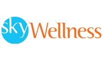 logo sky wellness