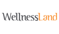 logo wellness land